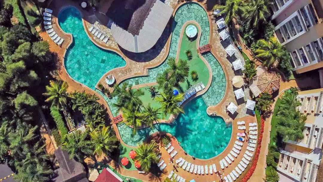 Hotel em Olímpia - Nobile Resort